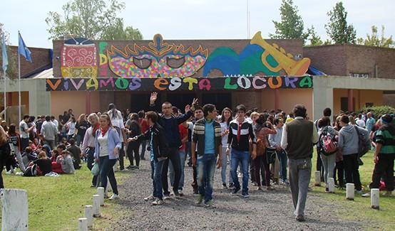 """Mil jóvenes para vivir la """"locura"""" de la Mariápolis"""