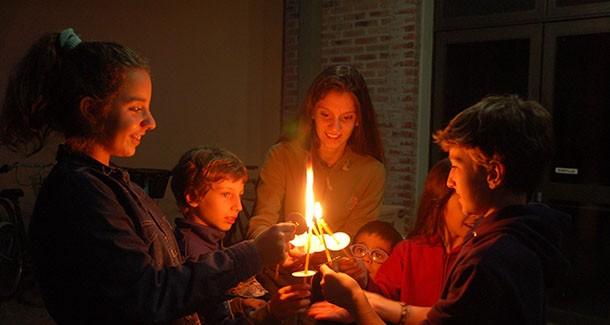 Un tiempo para meditar: Pascuas en Mariápolis