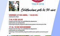 Festejos 50 Años de la Mariápolis