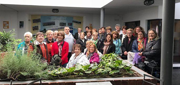 "Visita Grupo: ""Mente en forma"" Centro Jubilados Lincoln"