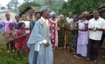 Glolé, Côte d'Ivoire: chez nous, il y a de la place