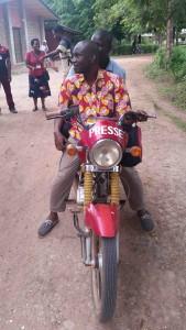 moto presse