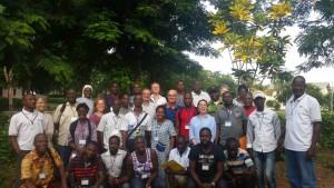 partecipanti seminario giornalismo