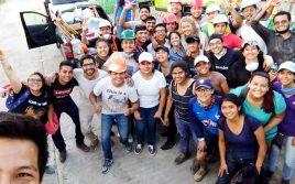 México: Compartir, reconstruir, recomenzar