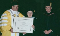 Chiara Lubich, Washington, November 2000