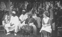 Primo viaggio di Chiara in Africa, Fontem (Cameroun)