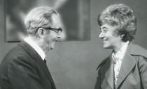 Igino Giordani e Chiara Lubich