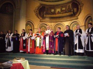 Ecumenical prayer