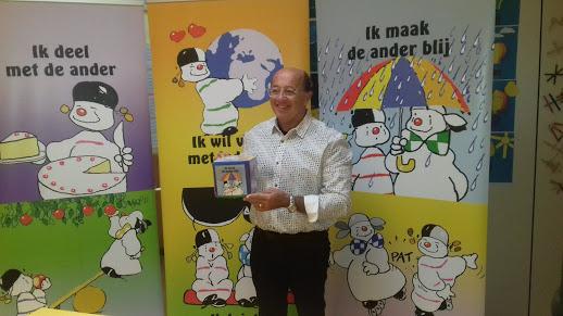 Vredesdobbelsteen: internationaal project nu ook in Nederland