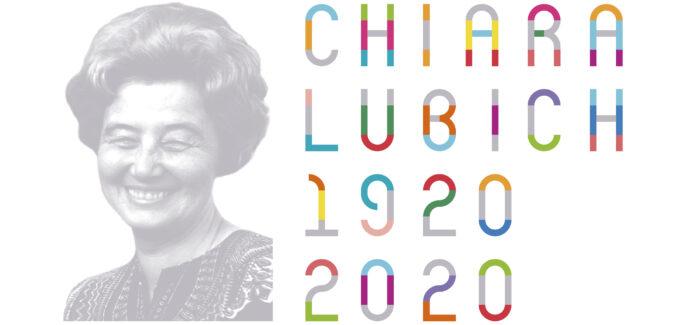 Chiara Lubich 1920 – 2020