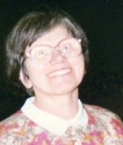 Helena Szyszuk (27.04.1941 – 19.02.2008)