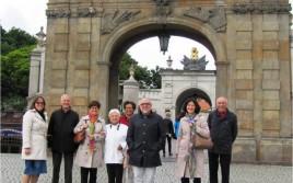 Wizyta w sanktuariach i spotkania z przedstawicielami władzy świeckiej i kościelnej