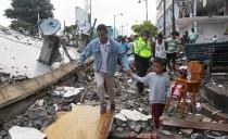 Stan zagrożenia w Ekwadorze