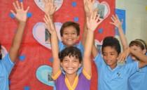 Brazylia: kolorowy mur w Manaus