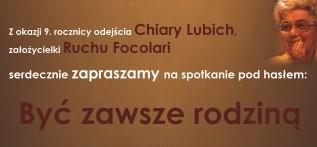 Poznań – Być zawsze rodziną