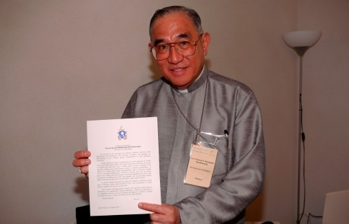 Papież Franciszek do biskupów przyjaciół Ruchu Focolari