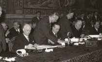 Chrześcijanie w modlitewnym czuwaniu w-60-lecie Traktatów Rzymskich