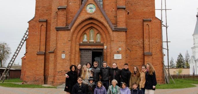 Tydzień dla Zjednoczonego Świata z przyjaciółmi z Białorusi