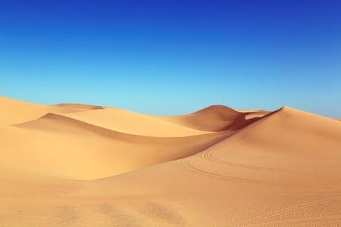 Naszą pustynią jest świat