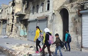 Z Syrii do Syrii