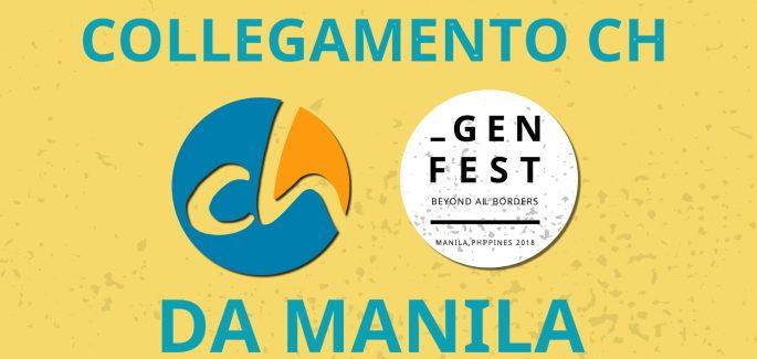 Wydanie specjalne Collegamento CH  z Filipin