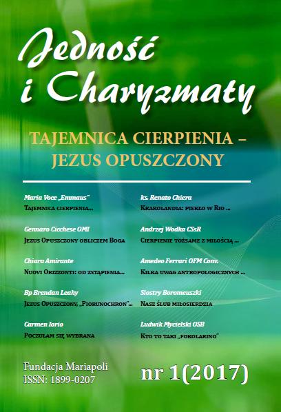 Jedność i Charyzmaty