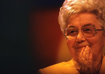 Chiara Lubich o św. Klarze z Asyżu