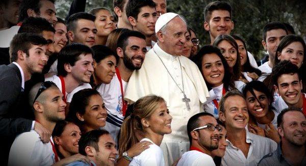 Kolejne spotkanie Papieża z młodzieżą