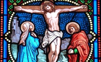 Pomiędzy Jezusem a Maryją
