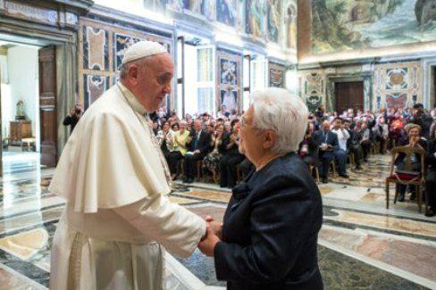 Maria Voce w liście do Papieża Franciszka