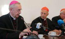 Biskupi z Europy zakończyli obrady w Poznaniu