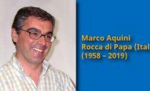 Marco Aquini 1958-2019