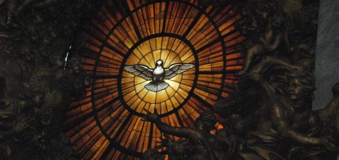 Duch Święty to nasz Przyjaciel