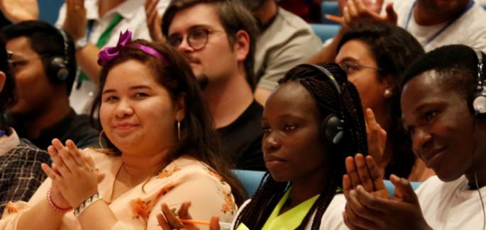Zgromadzenie młodzieży Ruchu Focolari: jedność, odwaga i przekazywanie.