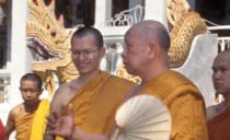 Odszedł Wielki Mistrz Ajahn Thong