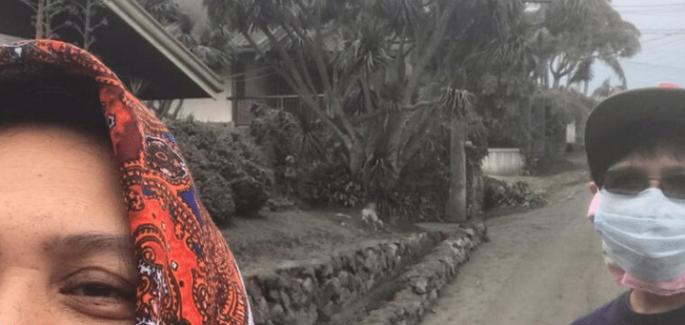Filipiny: Mariapoli Pace ewakuowana z powodu erupcji wulkanu Taal