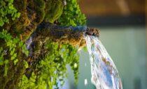 Woda, która staje się źródłem