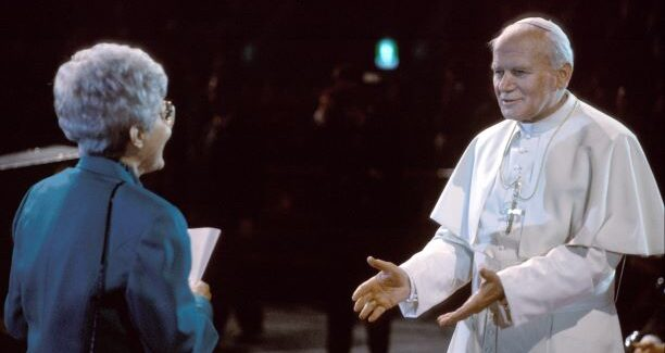 Jan Paweł II i Chiara Lubich – wspólna droga