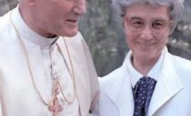 Wizyta Jana Pawła II w Centrum Ruchu w Rocca di Papa