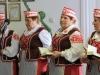 Koncert białoruskiego zespołu ludowego