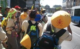 Giovani dei Focolari alla GMG 2011