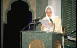 Chiara Lubich con musulmani