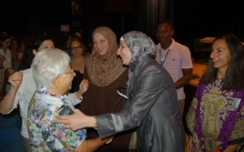 Maria Voce in Giordania