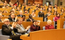 Chiara Lubich: l'unità e la politica – Montecitorio