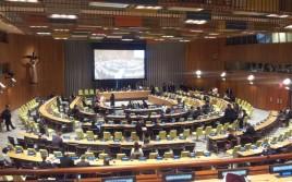 Maria Voce all'ONU