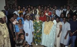 Chiara Lubich en África