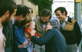 Chiara Lubich e la famiglia