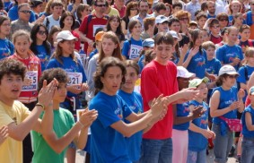 Nedelja za ujedinjeni svet i Run4unity