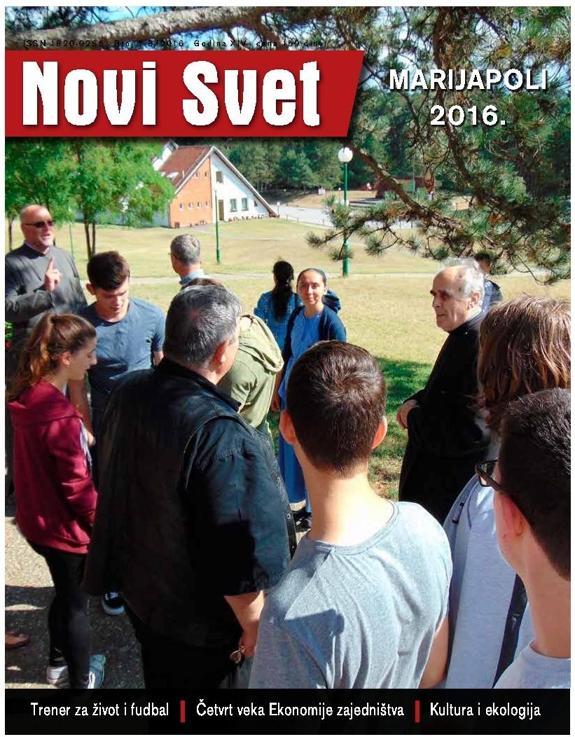 """""""Novi Svet"""" 7-8/2016"""