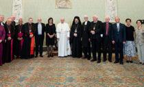 """Papa Franja biskupima različitih Crkava: jedinstvo je Božji """"san"""""""
